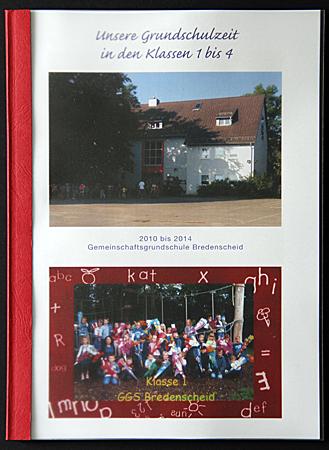 Bild für Abschlussbuch für Grundschüler