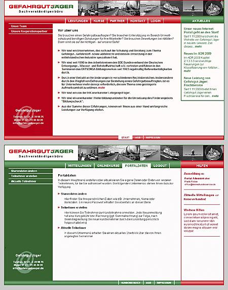 Bild für Dynamische Webseite