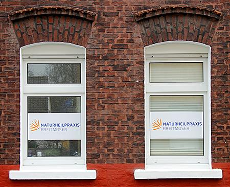 Bild für Fenster-Werbung