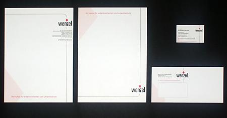 Bild für Visitenkarte, Briefbogen, DL-Umschlag